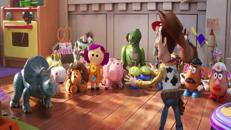 In viaggio con Woody, arriva 'Toy Story 4'