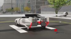 Aska, nuova macchina volante