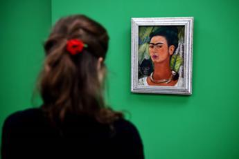 Spunta audio, Frida Kahlo ritrova la voce