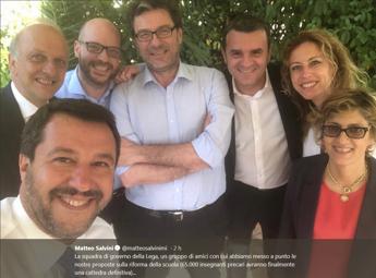 Salvini convoca ministri Lega