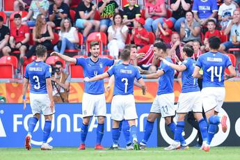 Mondiali Under 20, Italia in semifinale