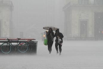 Maltempo, giornata d'allerta: un morto in FriuliAcqua alta a Venezia