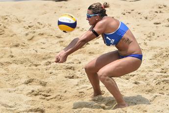 Pazzi per il beach volley, estate a rischio 'crack'