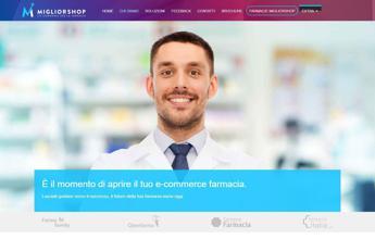 E-commerce farmaceutici +60% in un anno. Il modello di Migliorshop