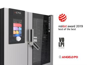 Red Dot Design Award: Studio Volpi vince il Red Dot: Best of the Best