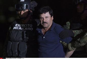 Usa chiedono a El Chapo 12,6 mld di dollari