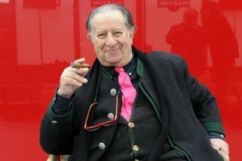 Tinto Brass esce dall'ospedale