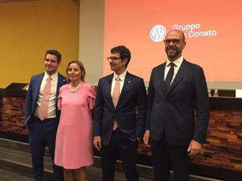 Alfano presidente del Gruppo San Donato, la nuova governance