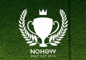 Golf, al via la Nohow Cup