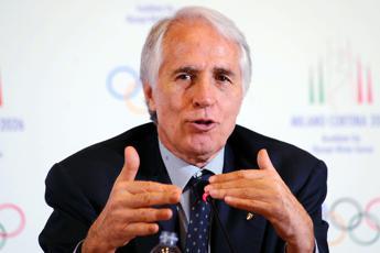 Malagò: Fisi chiederà rinvio Mondiali di sci Cortina al 2022