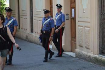 Bibbiano, carabinieri in comune per acquisire documentazione