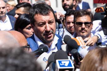 Salvini: Sto già lavorando al nuovo esecutivo