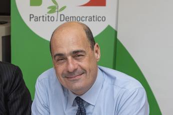 Zingaretti: Giù tasse sul lavoro e 50 mld per Italia più verde