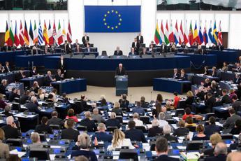 Show al Parlamento Ue, Ciocca sospeso 5 giorni