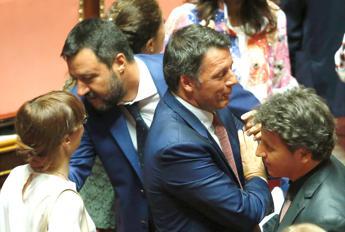 Crisi di governo, Salvini attacca Renzi e Boschi: la loro replica