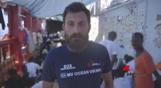 """Ocean Viking, 13° giorno in mare. Il medico di Msf: """"Fateli sbarcare�"""