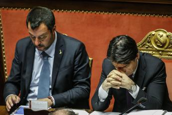 Ecco il testo della lettera di Salvini a Conte