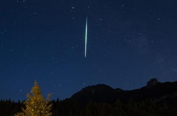 La notte delle stelle cadenti: picco di visibilità tra il 12 e il 13 agosto