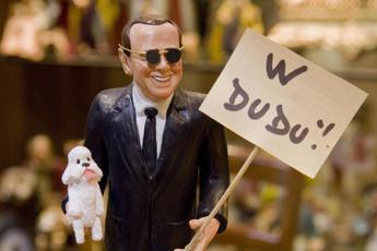 Berlusconi eletto miglior amico dei propri cani
