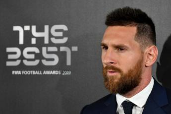 'Fifa the Best', premiati Messi e Klopp