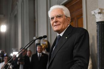 Mattarella: Parola al Parlamento e al governo
