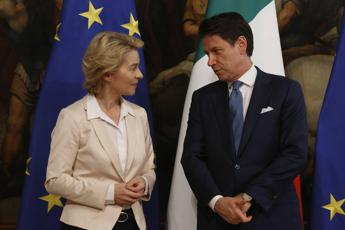 Conte a Bruxelles: L'Italia oggi è più forte