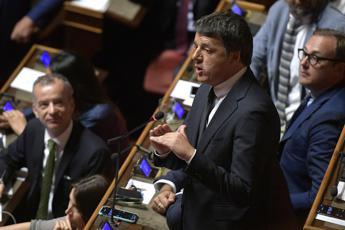 Ue, Renzi a Conte: Lei ci rappresenta appieno