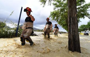 Nubifragi e inondazioni in Spagna: 5 morti