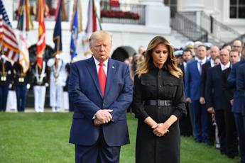 11/9, Trump: Continueremo a colpire duro chi ci colpisce