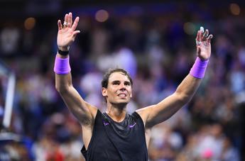 Nadal trionfa a New York, poker all'US Open