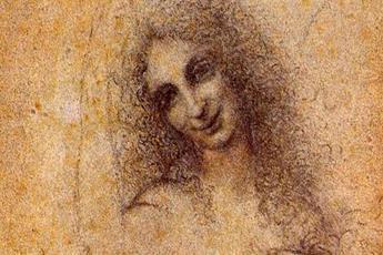 Facebook censura Leonardo da Vinci