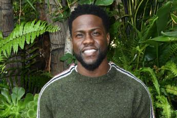 Grave incidente d'auto per Kevin Hart