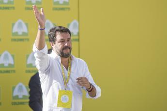 Salvini: Lega al 33% se si votasse oggi