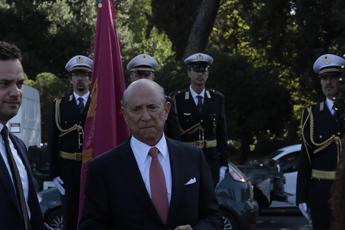 Renzi a pranzo con l'ambasciatore Usa