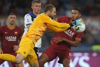 Roma-Lega A, scintille social sulla lotta al razzismo