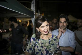 #IoStoConLaura, l'hashtag per Boldrini