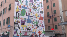 Genova: 'On The Wall', Certosa rinasce attraverso la street art