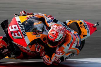 Marquez trionfa davanti a Dovizioso