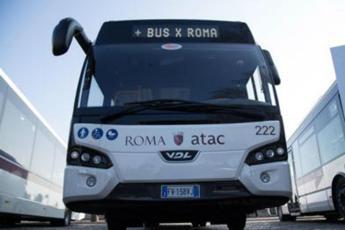 Roma, autista bus aggredito da 8 ragazzi