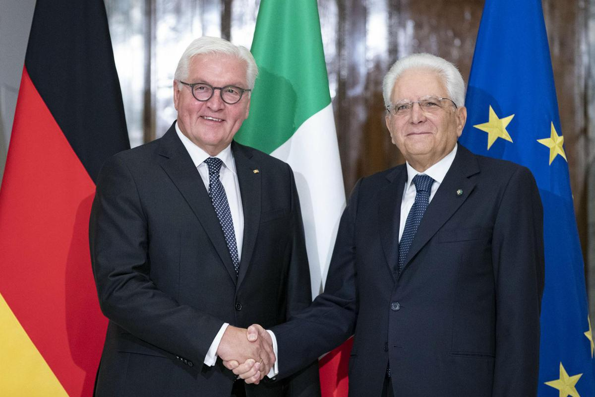 Mattarella, 'la gestione dei rimpatri sia della Ue'