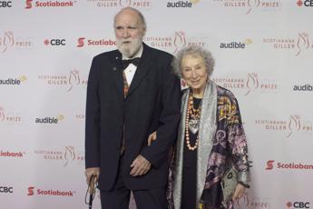 E' morto Graeme Gibson, marito di Margaret Atwood