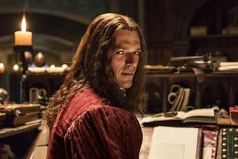 Argentero: Io nei panni di Leonardo per incoscienza