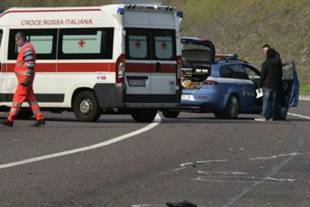 Incidente sulla Salaria, due morti