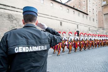 Capo Gendarmeria vaticana verso l'addio