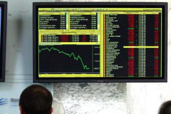 Ftse Mib in rosso, Moncler in controtendenza
