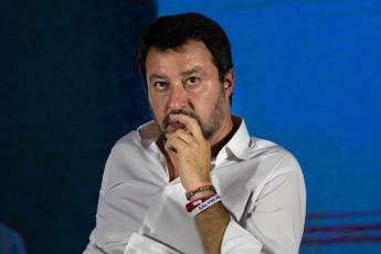 Bibbiano, Salvini: Chieda scusa chi ha coperto sistema indegno