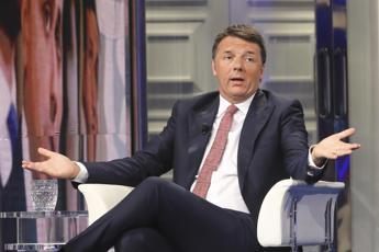 Renzi: Voglio fare la festa a Conte? Non è vero