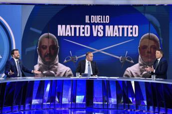 Rossi: Matteo vs Matteo? Non mi sono perso nulla