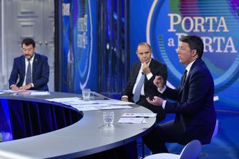 Matteo vs Matteo: in tv fair play, battute e niente cartellini rossi