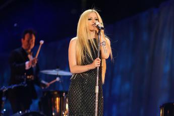 Avril Lavigne in concerto a Milano nel 2020